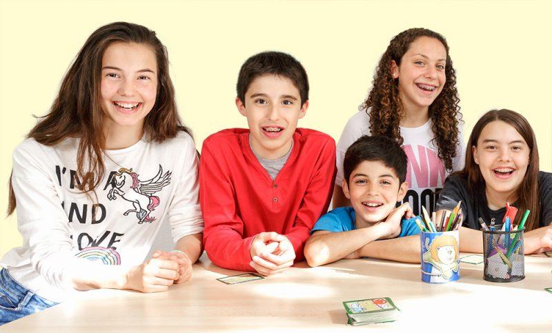 Escuela de ingles para niños
